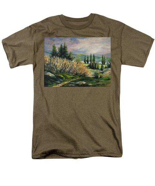 Valleyo Men's T-Shirt  (Regular Fit) by Rick Nederlof