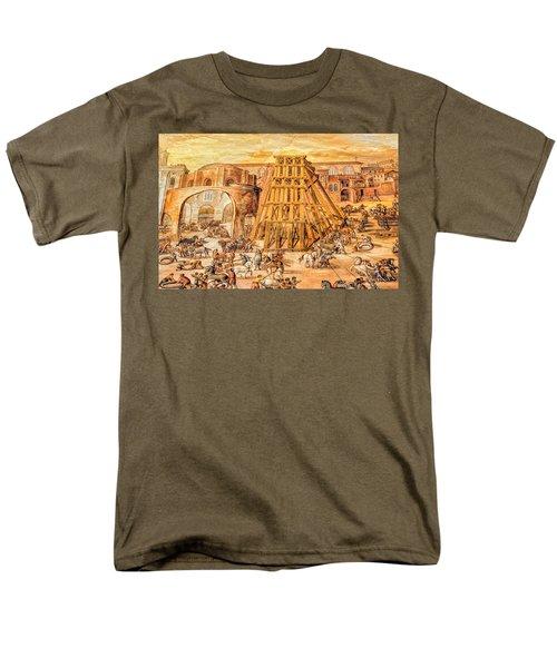 Vatican Obelisk Men's T-Shirt  (Regular Fit)