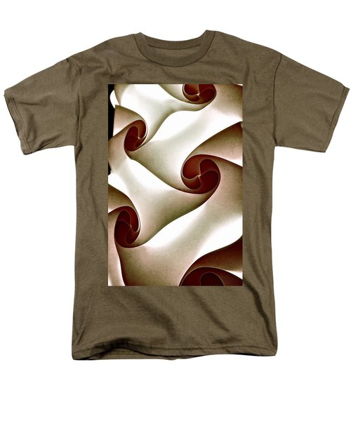 Venus Illuminations Men's T-Shirt  (Regular Fit) by Joan Reese