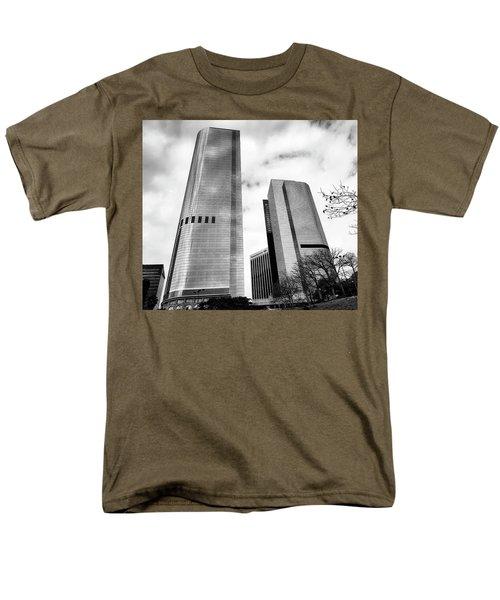 Vertical Growth Men's T-Shirt  (Regular Fit) by Joseph Hollingsworth