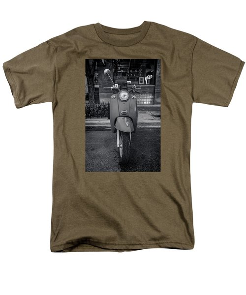 Men's T-Shirt  (Regular Fit) featuring the photograph Vespa by Sebastian Musial