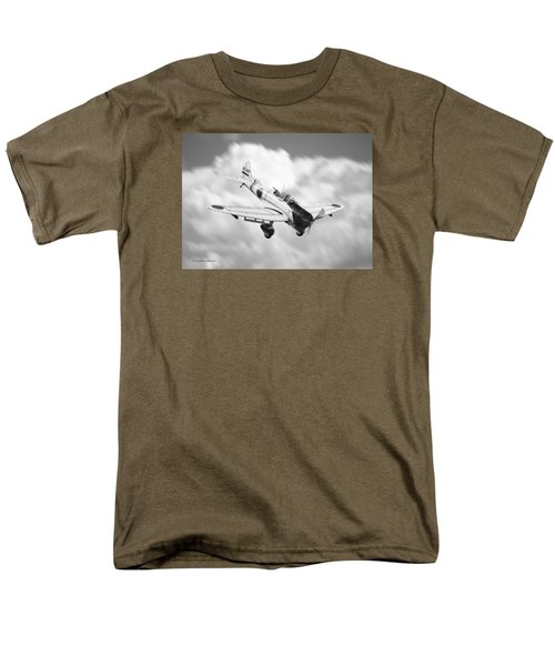 Vichi Val Men's T-Shirt  (Regular Fit) by Douglas Castleman