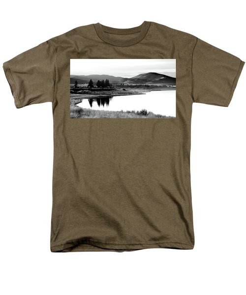 Men's T-Shirt  (Regular Fit) featuring the photograph View by Brian Duram