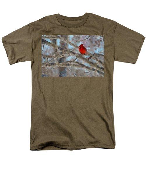 Vincent Men's T-Shirt  (Regular Fit) by Trish Tritz