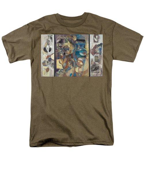 Visible Traces Men's T-Shirt  (Regular Fit)
