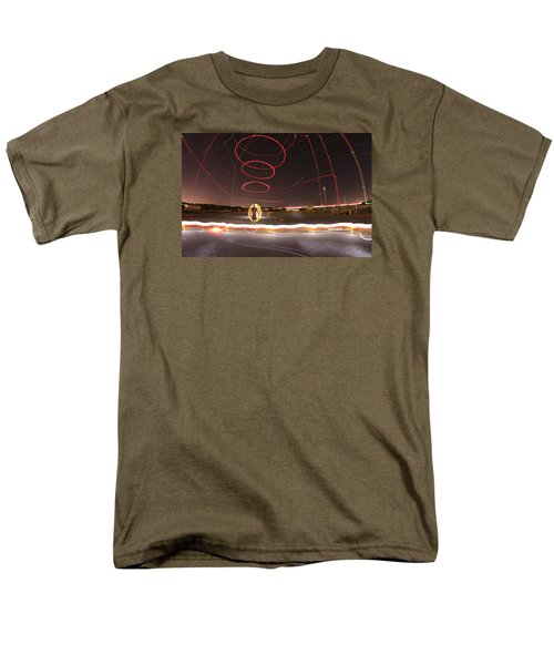 Visionary Men's T-Shirt  (Regular Fit) by Andrew Nourse