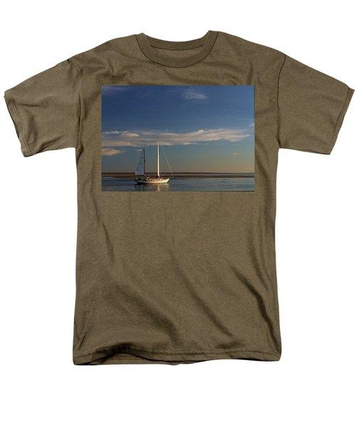 Visual Escape Men's T-Shirt  (Regular Fit) by Patrice Zinck