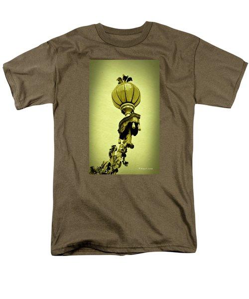 Vizcaya Lamp Men's T-Shirt  (Regular Fit) by Edgar Torres