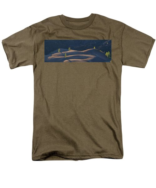 Men's T-Shirt  (Regular Fit) featuring the photograph Volcanic by Dustin LeFevre
