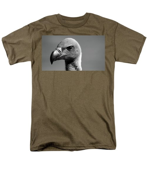 Vulture Eyes Men's T-Shirt  (Regular Fit) by Martin Newman