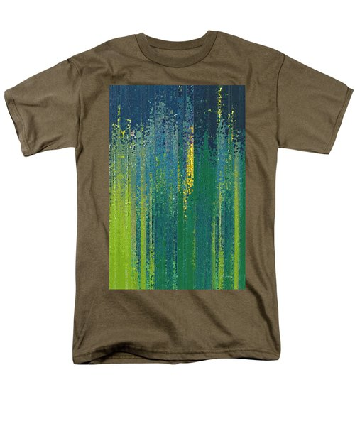 Wait For God. Lamentations 3 25 Men's T-Shirt  (Regular Fit) by Mark Lawrence