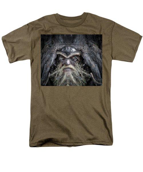Wally Woodfury Men's T-Shirt  (Regular Fit) by Rick Mosher