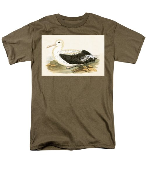 Wandering Albatross Men's T-Shirt  (Regular Fit) by English School