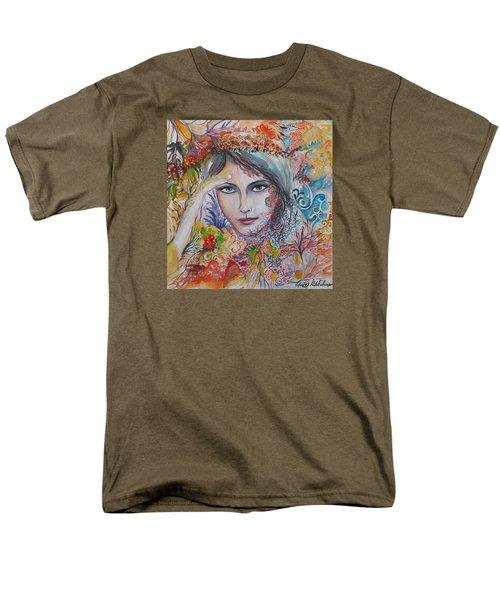 Warm Autumn Men's T-Shirt  (Regular Fit) by Rita Fetisov