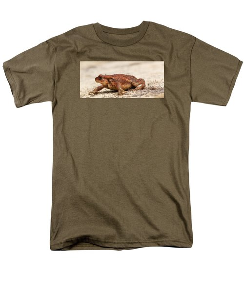 Men's T-Shirt  (Regular Fit) featuring the photograph Warts 'n' All by Richard Patmore