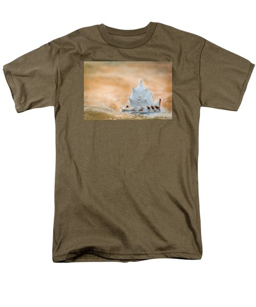 Men's T-Shirt  (Regular Fit) featuring the photograph Washed Up by Sebastian Musial
