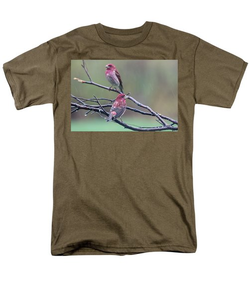 Men's T-Shirt  (Regular Fit) featuring the photograph Watching Over You by Susan Capuano