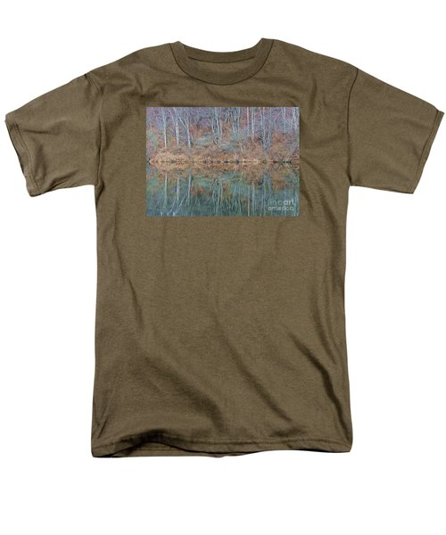 Men's T-Shirt  (Regular Fit) featuring the photograph Water And Lace by Christian Mattison