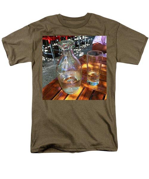 Water Glass And Pitcher Men's T-Shirt  (Regular Fit)