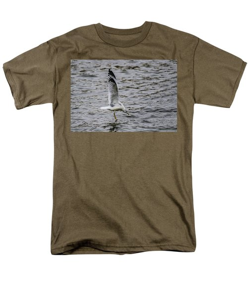 Water Tester Men's T-Shirt  (Regular Fit) by Ray Congrove