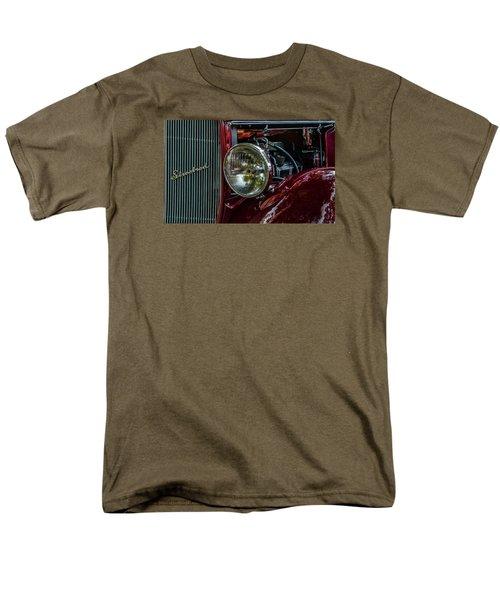 Men's T-Shirt  (Regular Fit) featuring the photograph Waupaca Streetrod by Trey Foerster