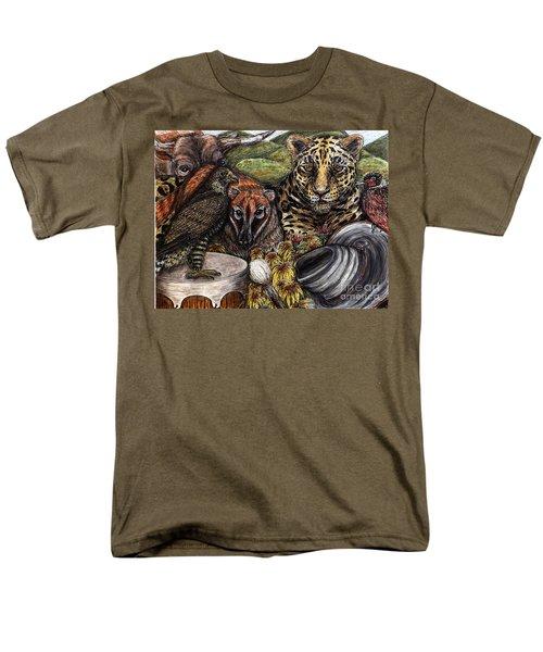 We Are All Endangered Men's T-Shirt  (Regular Fit) by Kim Jones