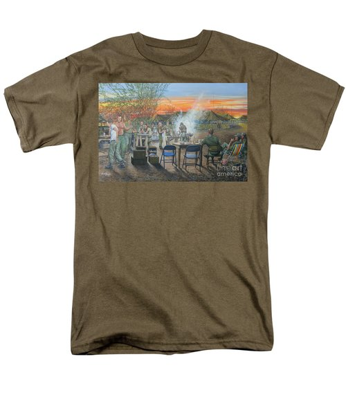 We Did It First Forrest Men's T-Shirt  (Regular Fit)