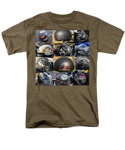 Men's T-Shirt  (Regular Fit) featuring the photograph We The People by David Lee Thompson