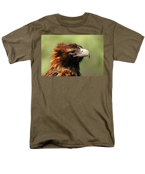 Men's T-Shirt  (Regular Fit) featuring the photograph Wedge-tailed Eagle by Marion Cullen