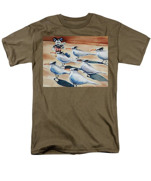 Welcome To Florida Men's T-Shirt  (Regular Fit) by Jean Cormier