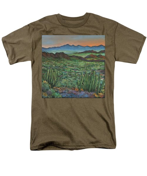 Westward Men's T-Shirt  (Regular Fit) by Johnathan Harris