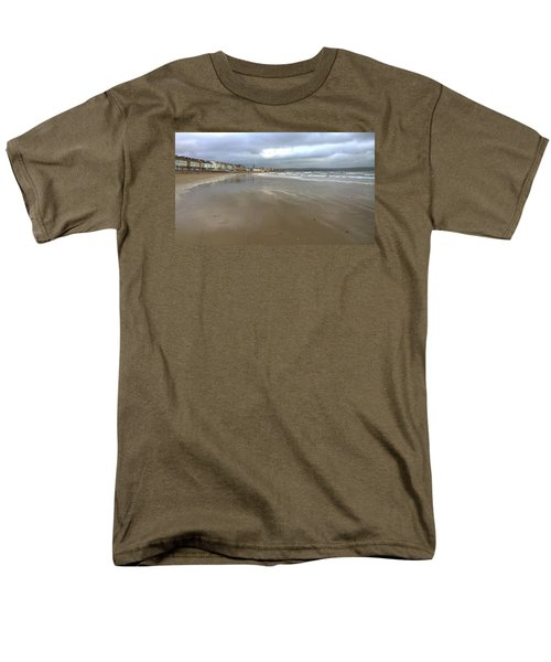 Men's T-Shirt  (Regular Fit) featuring the photograph Weymouth Morning by Anne Kotan