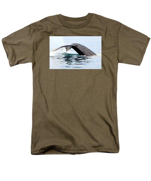 Whale Watch Moss Landing Series 24 Men's T-Shirt  (Regular Fit) by Antonia Citrino