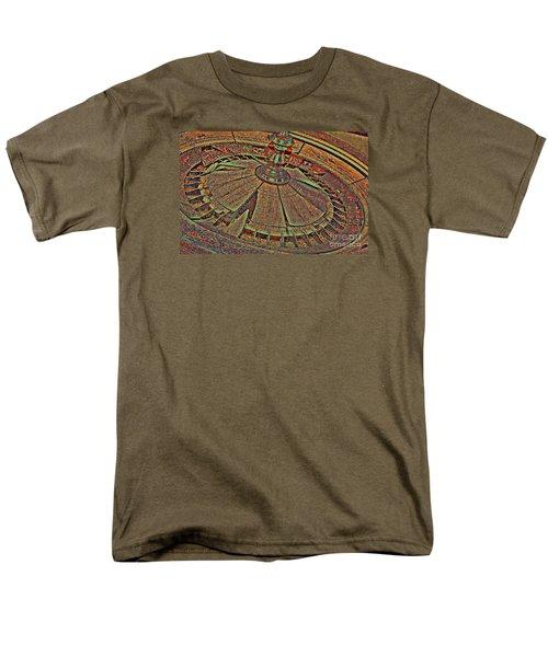 Wheel Of Fortune Men's T-Shirt  (Regular Fit)