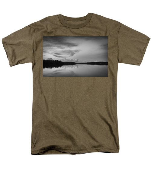 When You Look At The World What Is It That You See Men's T-Shirt  (Regular Fit) by Yvette Van Teeffelen