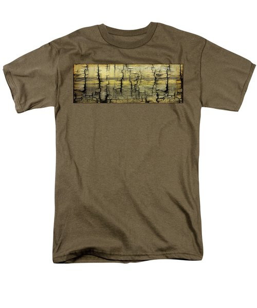 Where Is The Boat Men's T-Shirt  (Regular Fit) by Sherman Perry