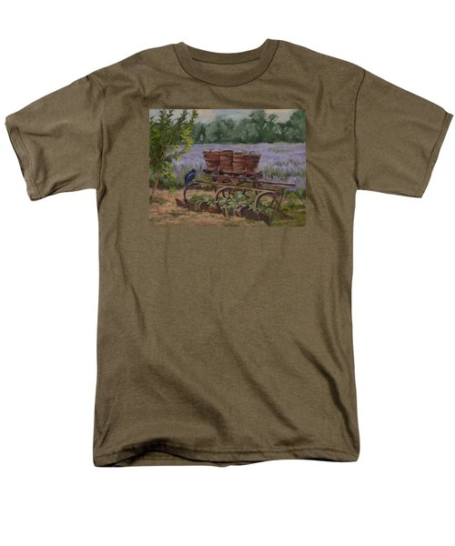 Where's The Seed? Men's T-Shirt  (Regular Fit) by Jane Thorpe