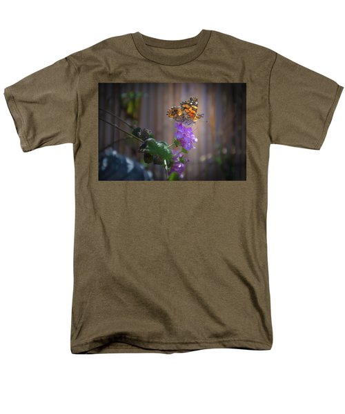 Whispering Wings 2 Men's T-Shirt  (Regular Fit) by Mark Dunton