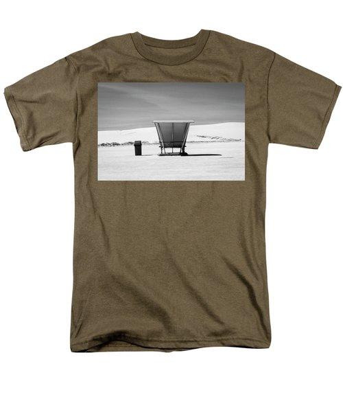White Sands National Monument #10 Men's T-Shirt  (Regular Fit)