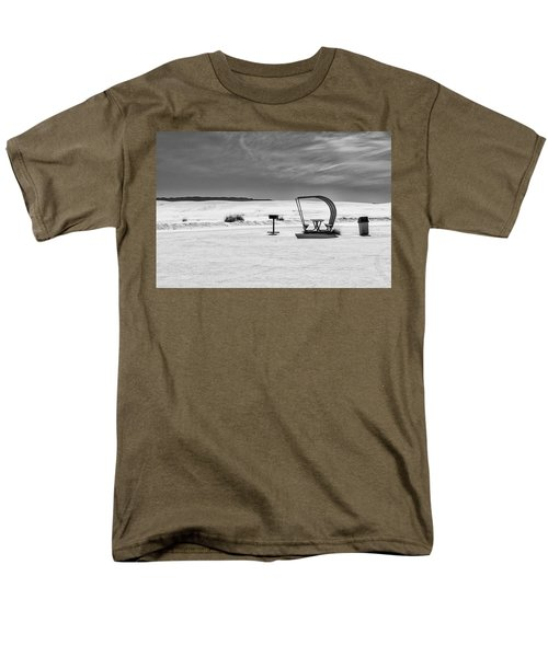 White Sands National Monument #9 Men's T-Shirt  (Regular Fit)