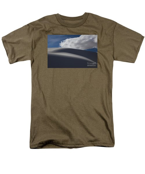 White Sands National Monument Men's T-Shirt  (Regular Fit) by Keith Kapple