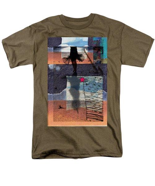 Who Doesn't Stop Till Dawn Men's T-Shirt  (Regular Fit) by Danica Radman