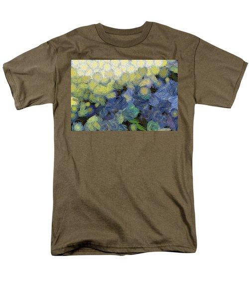 Whorls And More Whorls Men's T-Shirt  (Regular Fit) by Ashish Agarwal
