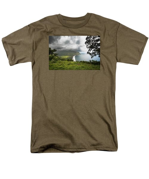 Wiapio Valley Men's T-Shirt  (Regular Fit) by Allen Biedrzycki