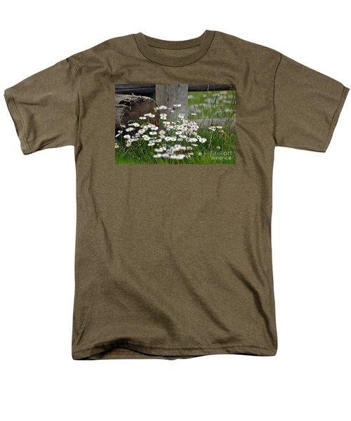Wild Flowers  Men's T-Shirt  (Regular Fit)