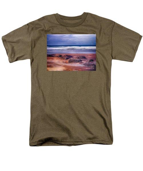 Men's T-Shirt  (Regular Fit) featuring the photograph Sand Coast by Juergen Klust