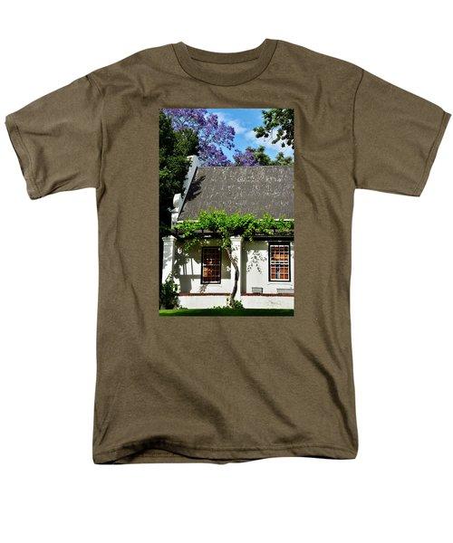 Men's T-Shirt  (Regular Fit) featuring the photograph wild Wine by Werner Lehmann