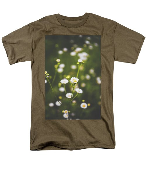 Men's T-Shirt  (Regular Fit) featuring the photograph Wildflower Beauty by Shelby Young