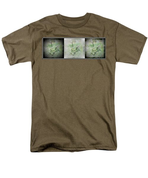 Wildlife In A Storm Men's T-Shirt  (Regular Fit) by Denise Fulmer