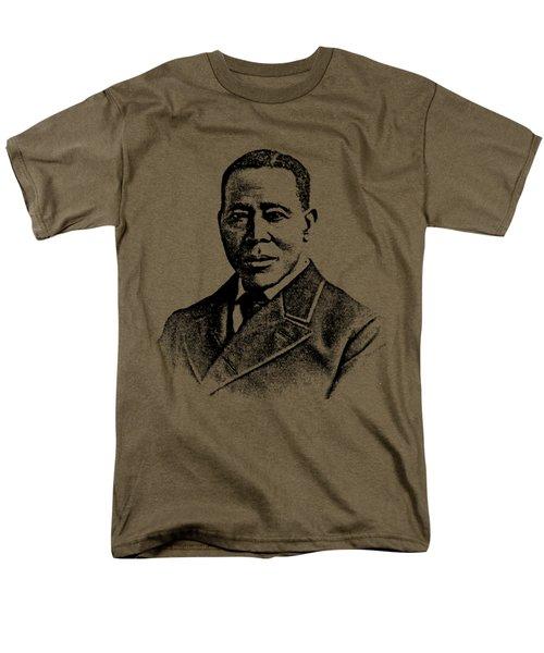 William Still Abolitionist Men's T-Shirt  (Regular Fit) by Otis Porritt